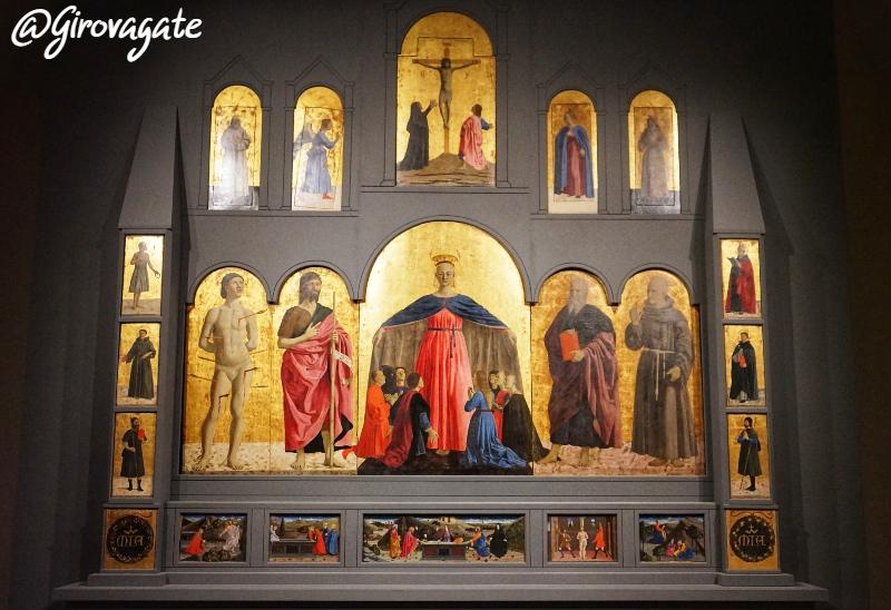 Museo Civico Piero Francesca Polittico