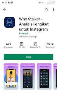 Aplikasi Cek Stalker Instagram Gratis Terbaik Di Android