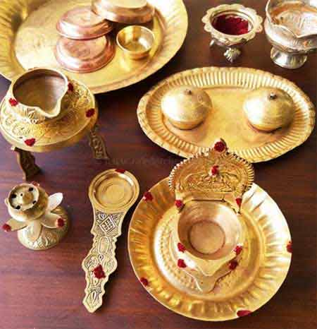 How to Find Out Real Brass? – Good Brass Utensils For Puja In Hindu Religion