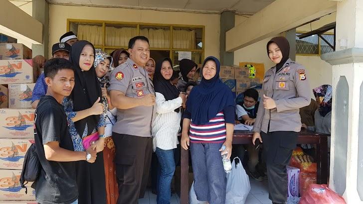 Relawan BTB Ri Bira, Korban Bencana Tsunami/Gempa Palu dan Donggala Butuh Perlengkapan Bayi dan Makanan Tahan Lama