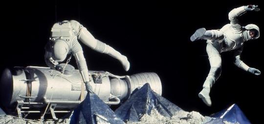 Say Hello Spaceman Moon Zero Two 1969 Gallery