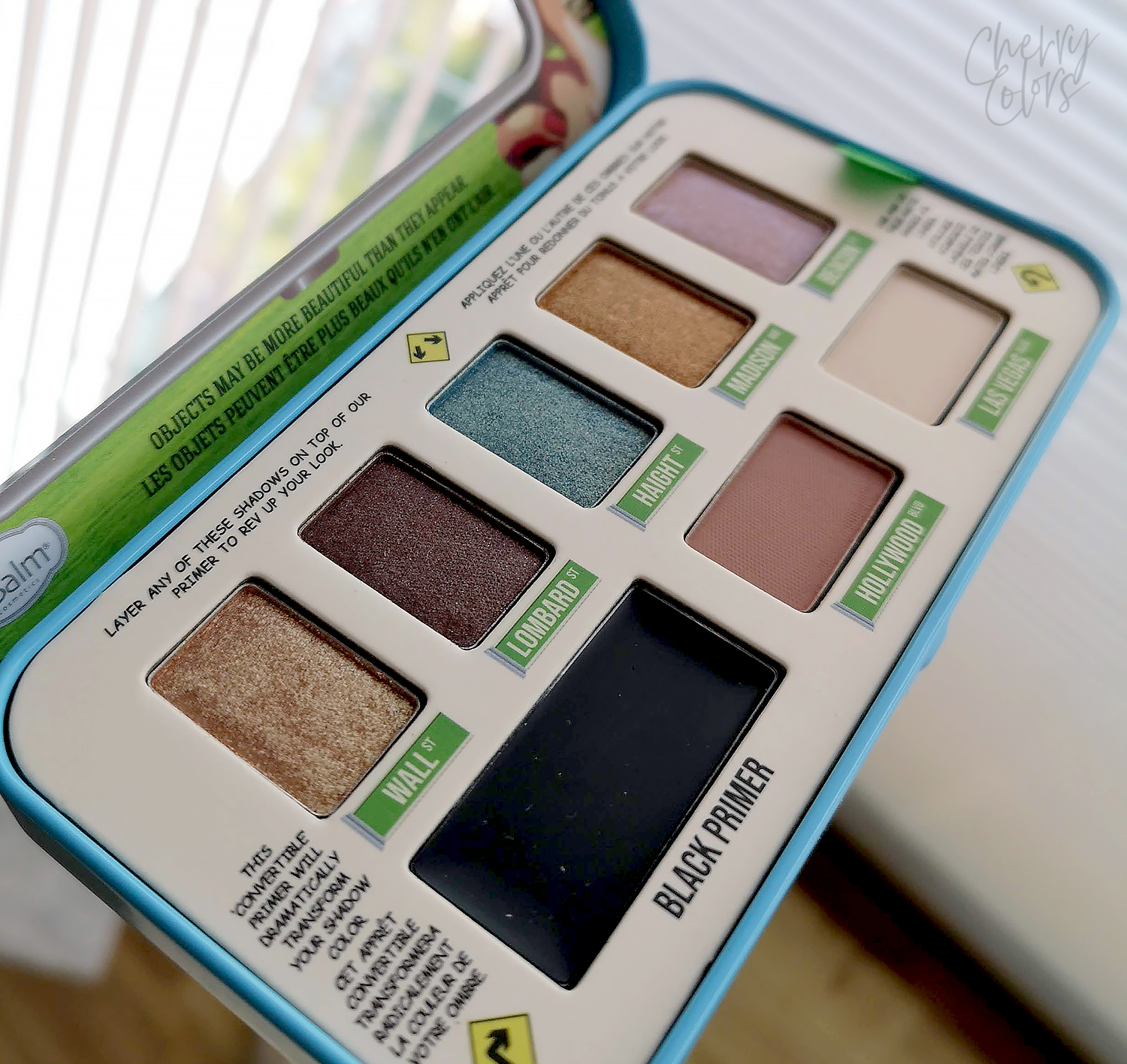 theBalm - DAY2NITE Palette