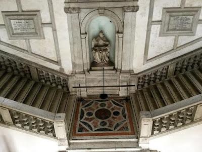 Baldassare Longhena Stair Hall at Giorgio Cini Foundation - Photo: Cat Bauer