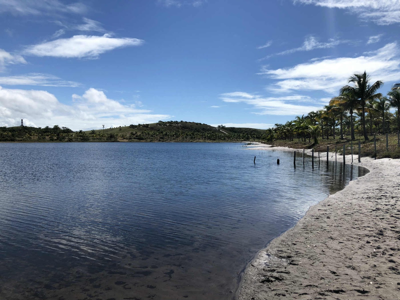 Lagoa Azul - Península de Maraú