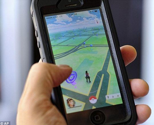 Is Pokemon Go the world's most dangerous app?