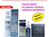 Paket Hemat MSI Facemist,  MSI Glowing Serum dan Msi Sabun Bamboo Original