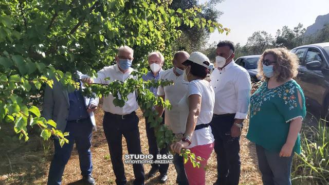 Αγροτοκτηνοτροφικός Σύλλογος Αργολίδας: Η επίσκεψη του Προέδρου του ΕΛΓΑ, πιο πολύ θύμιζε φιέστα και δημόσιες σχέσεις