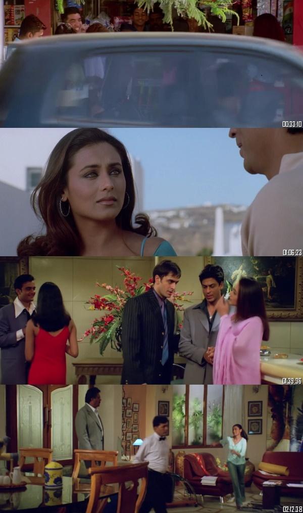 Chalte Chalte 2003 Hindi 480p BluRay 450MB Desirehub