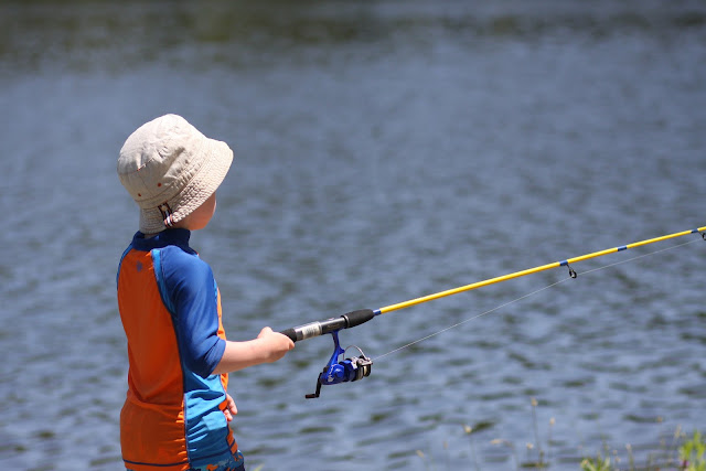 Essential Fishing Gear for Kids
