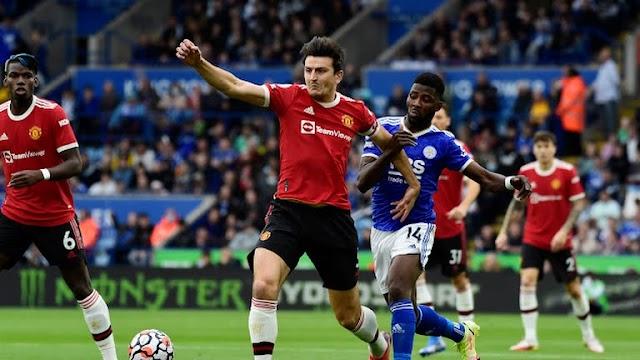 Iheanacho bags assist as Leicester thrash United in Six-goal Thriller
