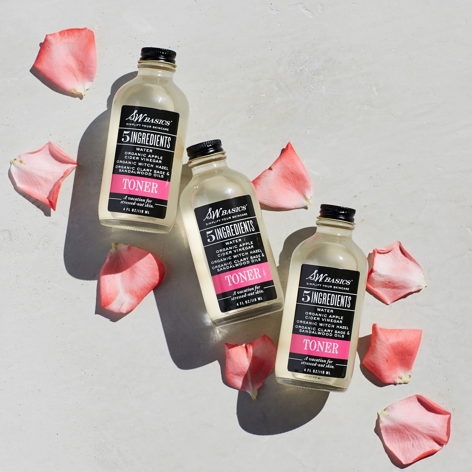 S.W. Basics Toner Review SW Basics organic natural skincare target affordable hellolindasau acne remedy apple cider vinegar