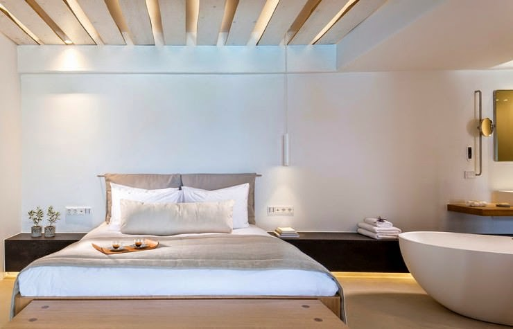 Luxurious Comfort at Bill & Coo Suites in Mykonos,  Hellas (Greece)