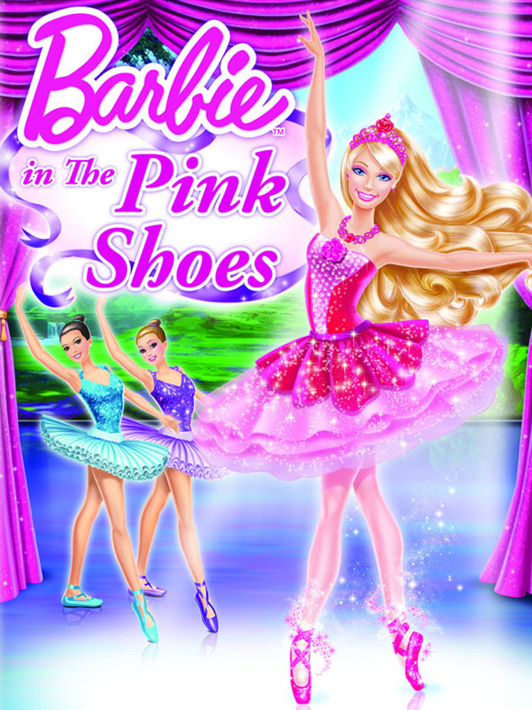 Watch Barbie In The Pink Shoes Full Movie Online