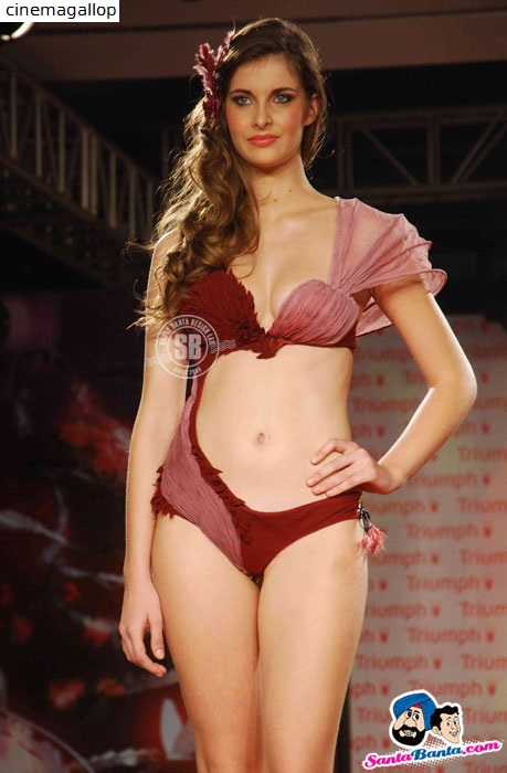 Tamanna in Lingerie Pictures