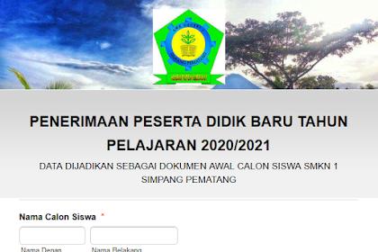 Pembuatan Formulir PPDB Online dengan Jotform Secara Gratis