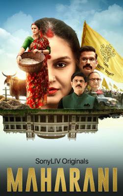 Maharani Season 1 Complete Hindi 720p HDRip Download