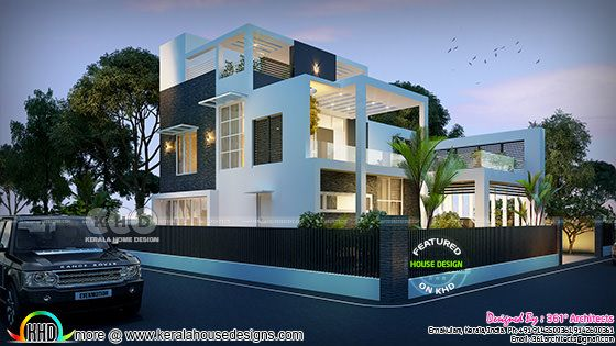 5 bedroom 2476 square feet contemporary house