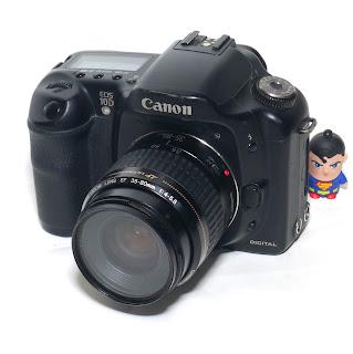 Kamera Canon Eos 10D Bekas Di Malang