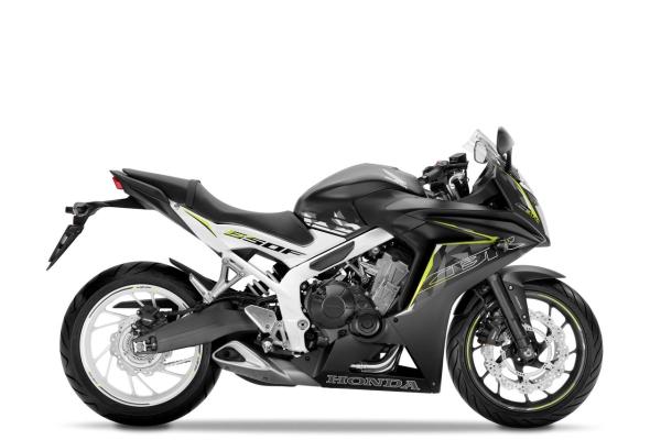 Honda CBR650F Dan CB650F 2016