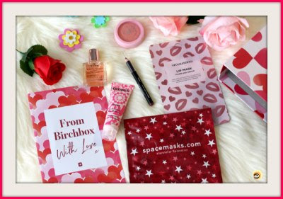 Birchbox February 2020 Review & Unboxing, from birchbox with love edition