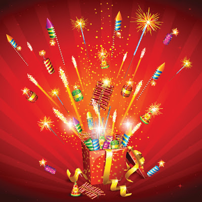 diwali crackers images animated