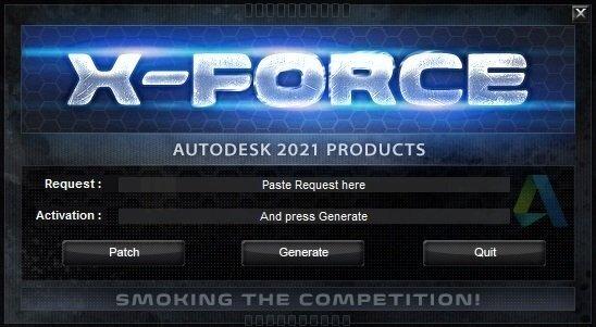 Descargar X-force 2021