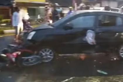 Gegara Gantikan Ayah Nyetir, Bocah 14 Tahun Tabrak 8 Orang, 1 Tewas 2 Luka-luka