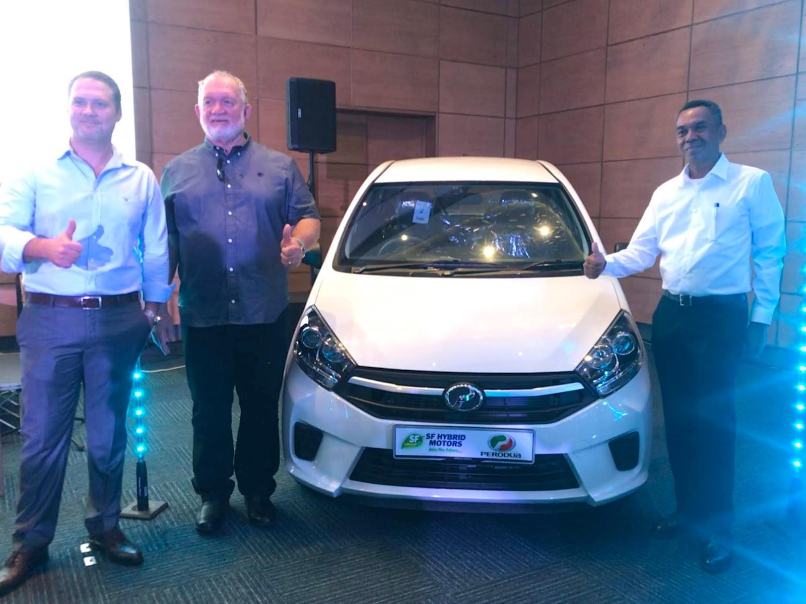 Motoring-Malaysia: Perodua Starts Selling Cars in the