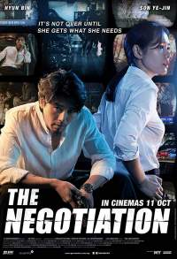 The Negotiation (2018) Hindi Dubbed Movies Download 480p
