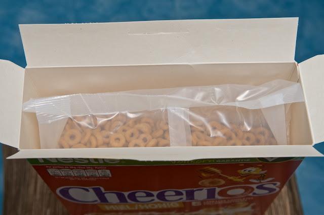 Cheerios Nestlé - Miel - Avoine - Céréales petit-déjeuner - breakfast cereals