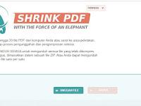 5 Tools Kompres Pdf Online Ini Memudahkan Anda Dalam  Unggah Persyaratan Dokument Pendaftaran CPNS