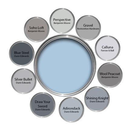 Many Paint Companies Even Offer Virtual Chips Of Their Paints On Websites Which Make It Easier To Find That Perfect Color