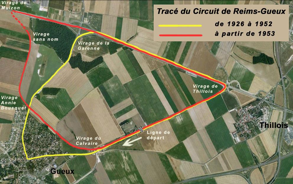 Deux ou trois choses ... - Yannick Vallet photographies - Two or three things - photographs: Circuit de Reims-Gueux, le récit complet