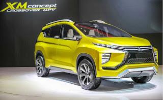 Foto Mitsubishi XM Concept