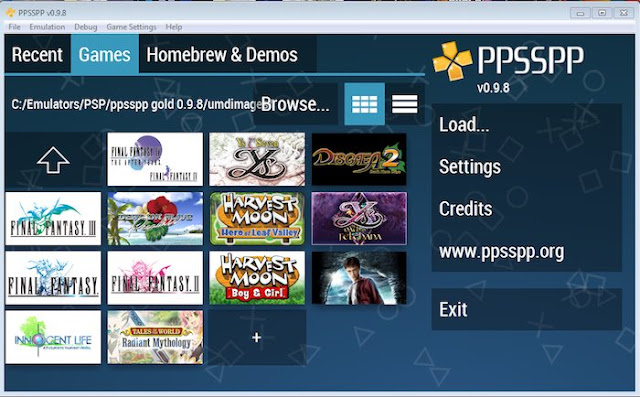 Daftar Website Populer Download Game PS2 Secara Lengkap