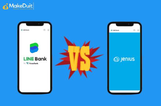Jenius vs Line Bank: Apa yang Sama dan Beda?