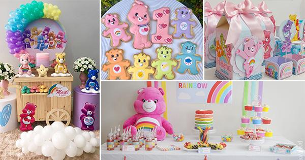 💡 Osos Amorosos: Ideas para decorar una fiesta de Cumpleaños