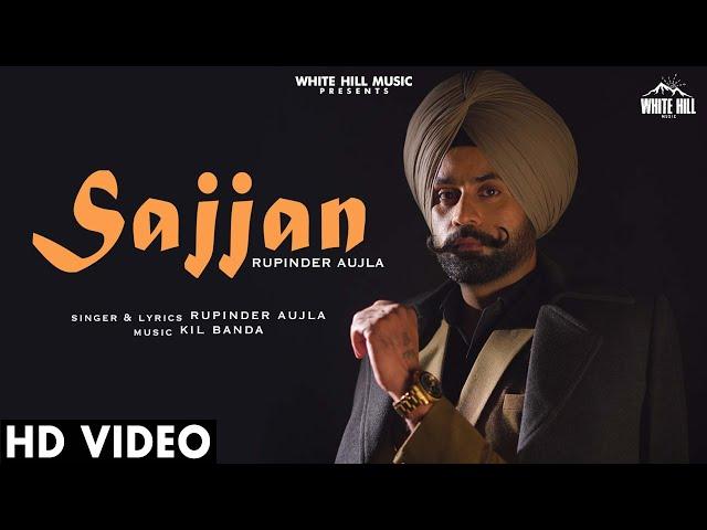 Sajjan Lyrics - Rupinder Aujla