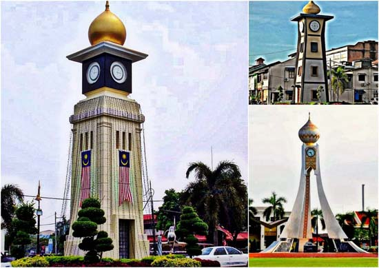 #VMY2014 Malaysia Independence Clock Tower