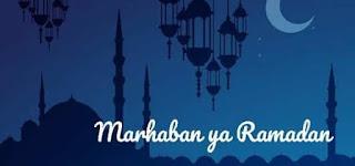 Bingkai Foto Profil FB Ucapan selamat Ramadhan 2021