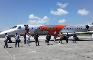Cancillería trae al país a 94 dominicanos varados en Jamaica