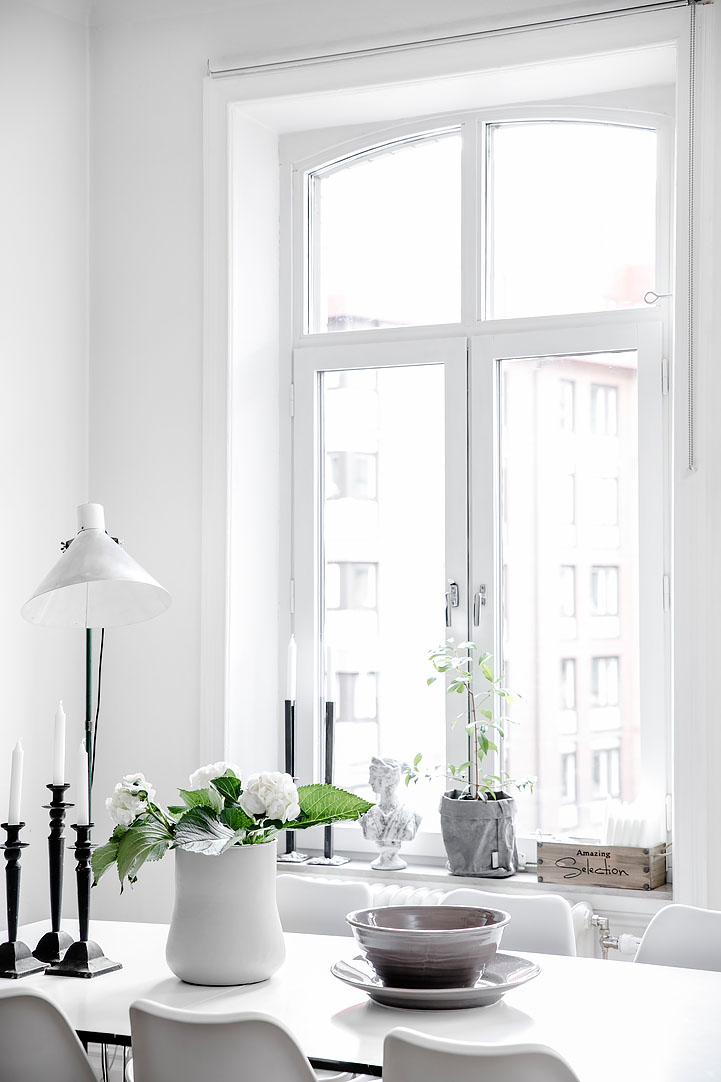 Window sill decoration ideas