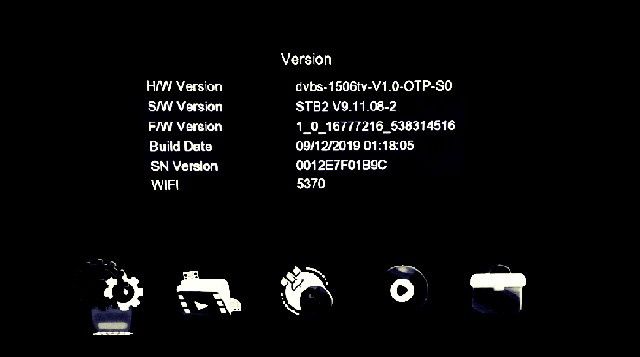 1506TV STB2 LATEST IPTV SOFTWARE BY JAM RECEIVERS