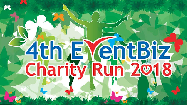 4th EventBiz Charity Run 2018