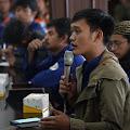 MUSDA KNPI Kabupaten Sukabumi, Danial Fadhilah: PB HIMASI Bukan Peninjau