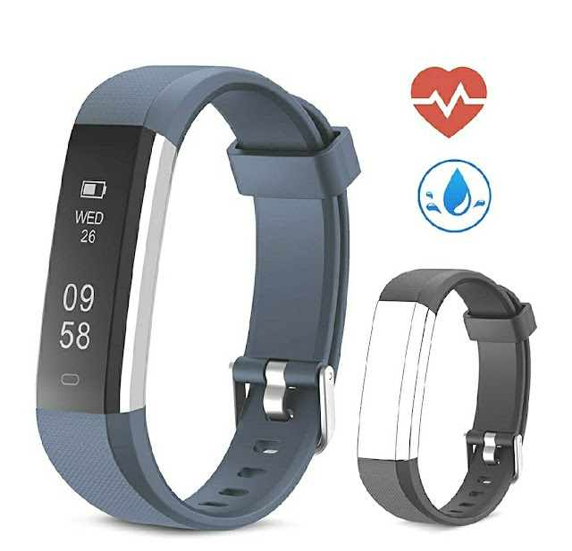 Best Arbily Fitness Band with Heart Rate Monitor]₹1399