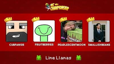 Lime Llamas