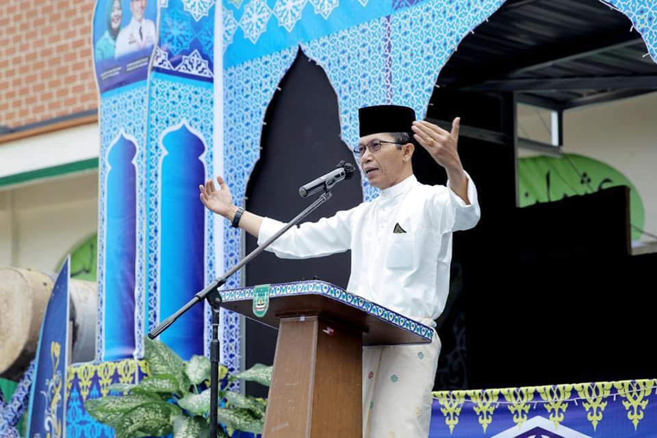Wakil Walikota Batam Menghadiri STQ Kecamatan Bulang