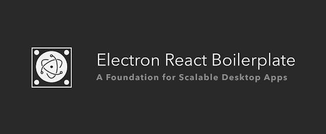 Electron React Boilerplate