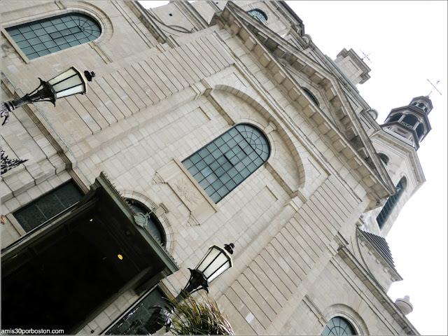 Basílica Catedral de Notre Dame de Quebec